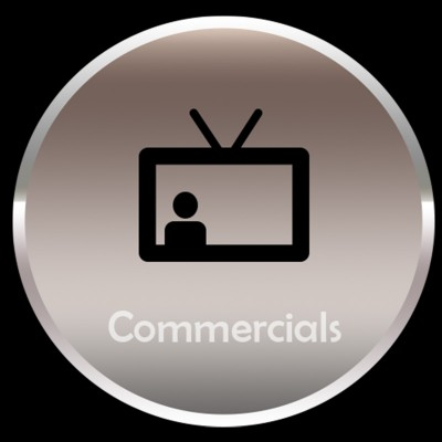 View works from TV & Cinema Commercials (Ad's)