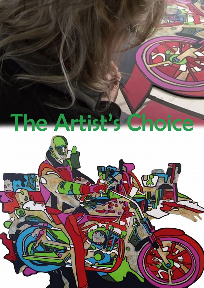 The Artist's Choice by John Hipwell