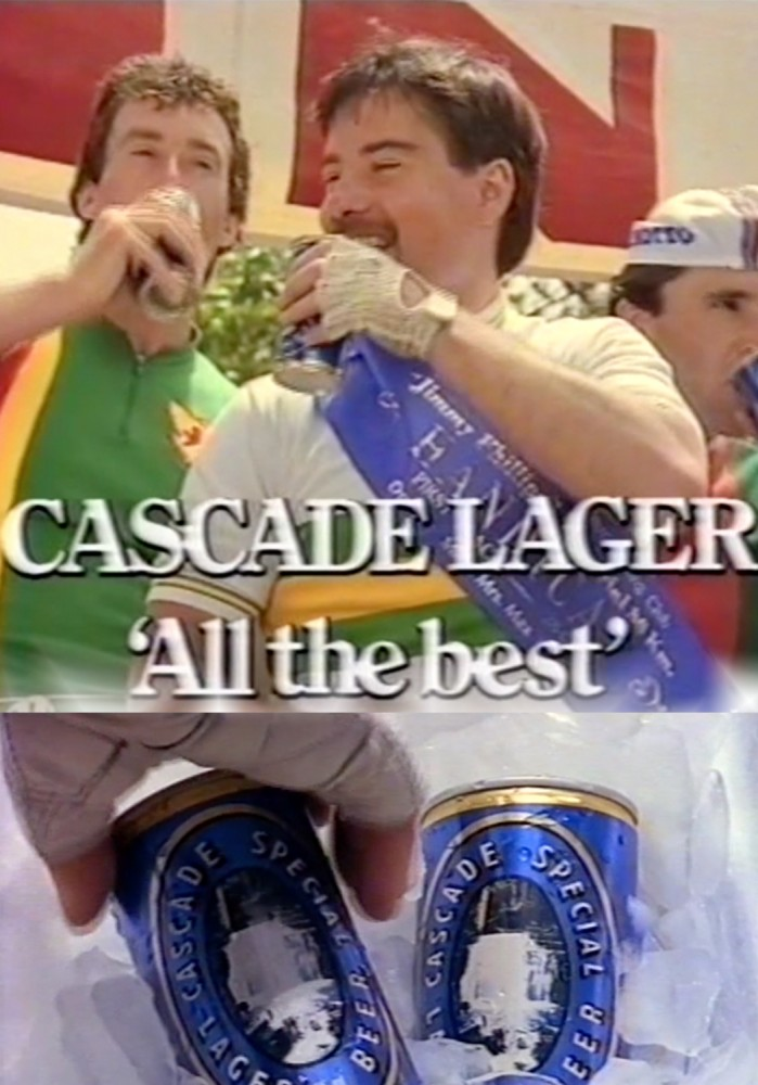 Cascade Lager by John Hipwell
