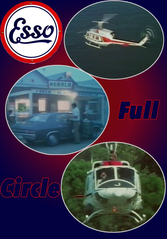 Esso Full Circle by John Hipwell
