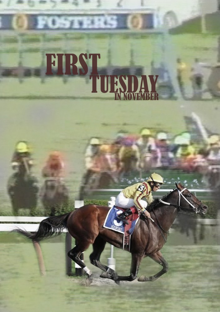 The First Tuesday in November by John Hipwell