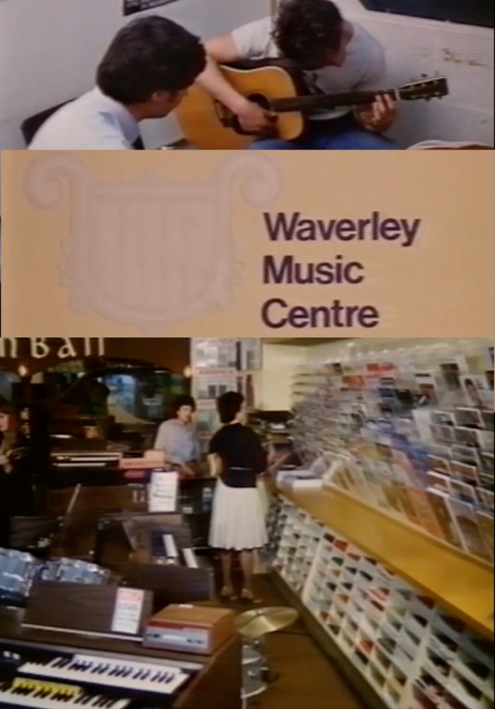 Waverly Music Centre by John Hipwell