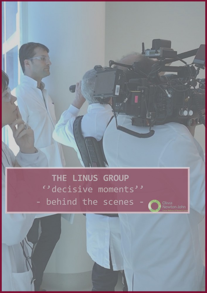 "Behind the Scenes - Documentary The Linus Group - ""Decisive Moments"" by John Hipwell"