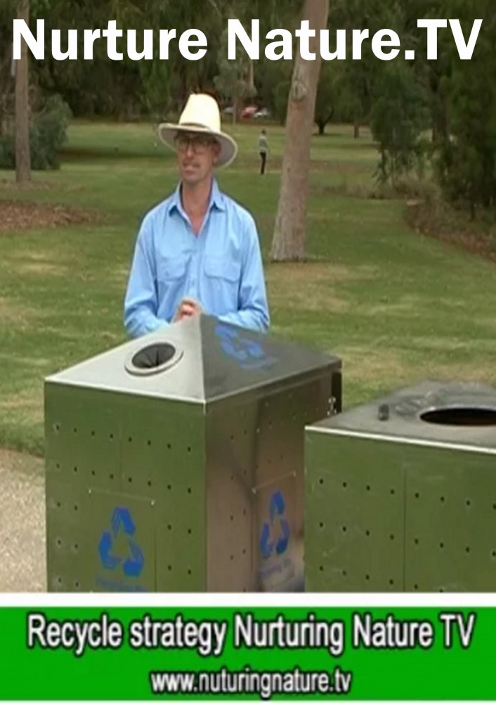 NNTV - Recycle Strategy by John Hipwell