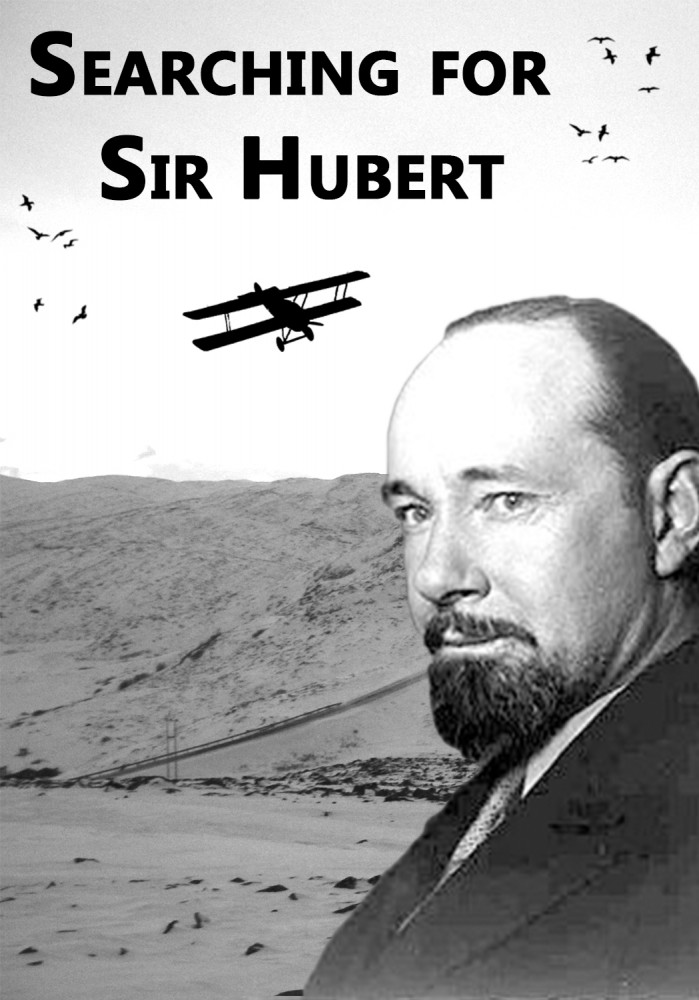 Searching for Sir Hubert (In Development) by John Hipwell