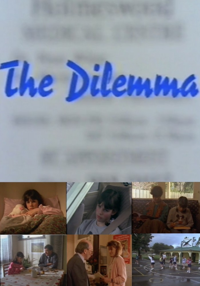 The Dilemma by John Hipwell