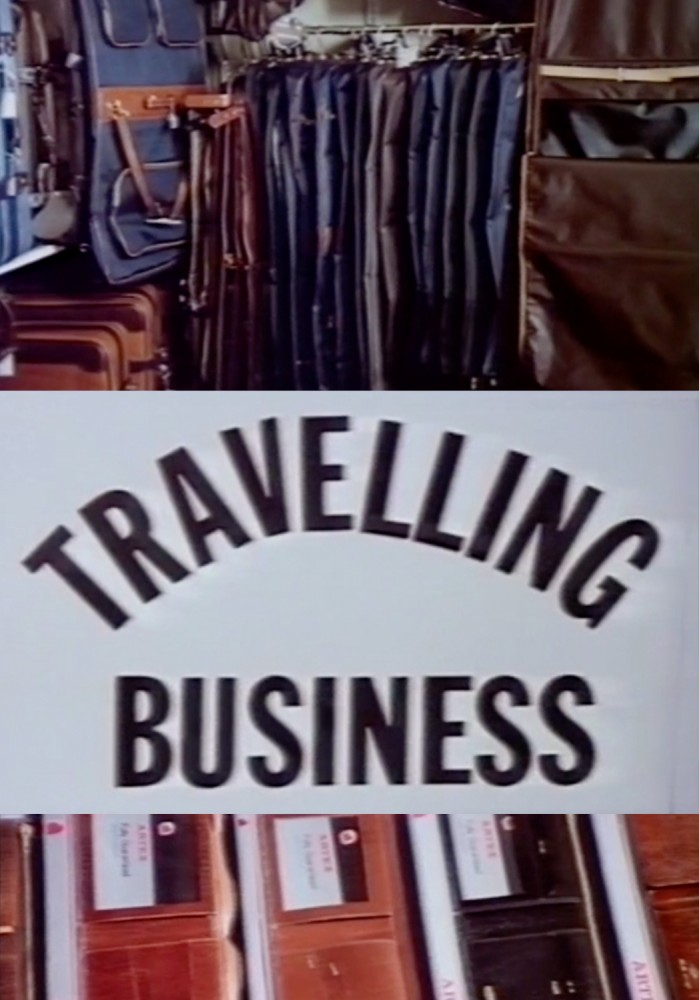 Traveling Business by John Hipwell
